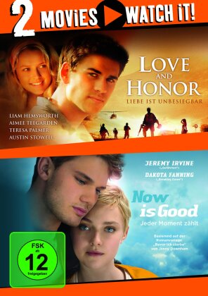 Love and Honor / Now is Good (2 DVDs)