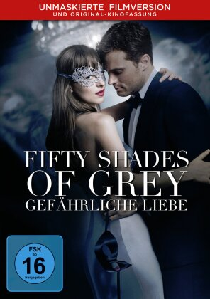 Fifty Shades of Grey 2 - Gefährliche Liebe (2017) (Unmaskierte Filmversion, Extended Edition, Versione Cinema)