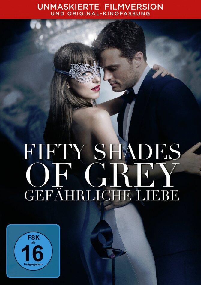 Fifty Shades of Grey 2 - Gefährliche Liebe (2017) (Unmaskierte Filmversion, Extended Edition, Versione Cinema)