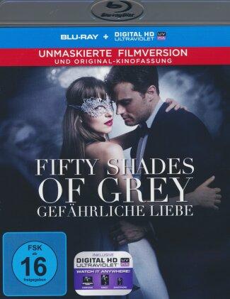 Fifty Shades of Grey 2 - Gefährliche Liebe (2017) (Unmaskierte Filmversion, Extended Edition, Kinoversion)