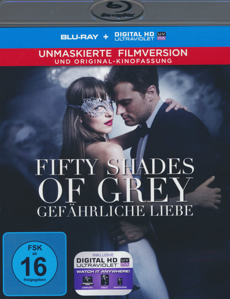 Fifty Shades of Grey 2 - Gefährliche Liebe (2017) (Unmaskierte Filmversion, Extended Edition, Kinoversion)
