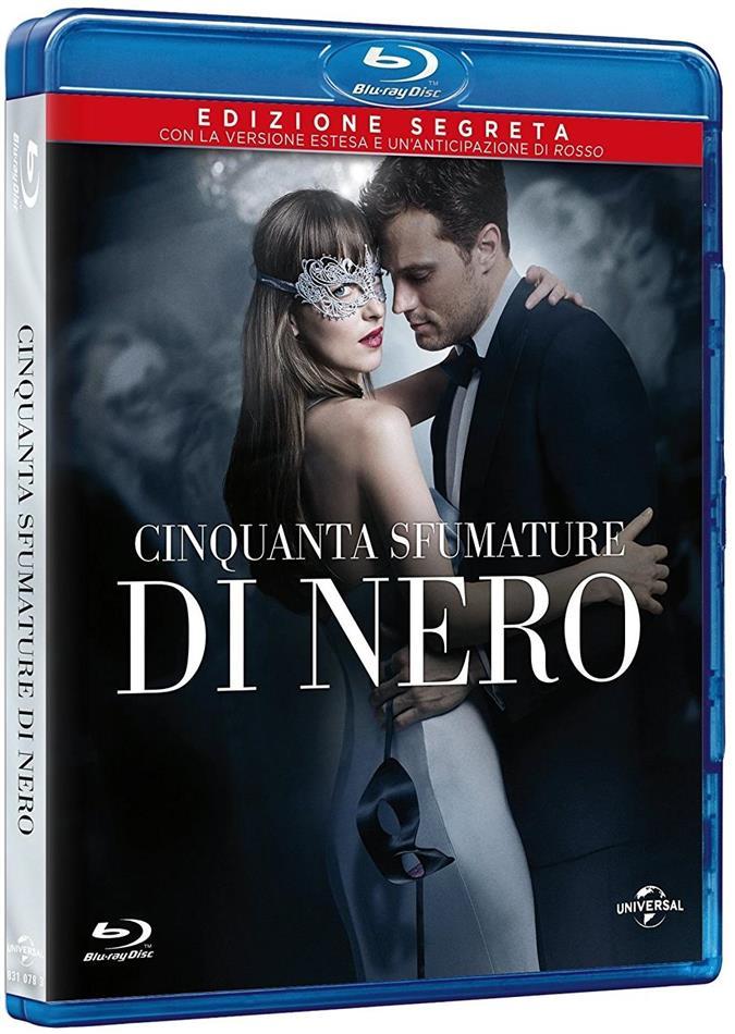 Cinquanta sfumature di nero (2017) (Edizione Segreta, Extended Edition)
