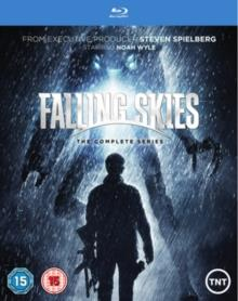 Falling Skies - The Complete Series - Season 1-5 (11 Blu-rays)
