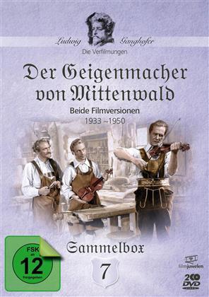 Der Geigenmacher von Mittenwald (2 DVDs)