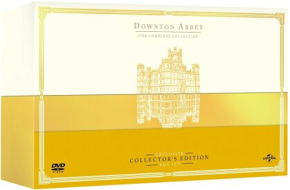 Downton Abbey - The Complete Collection - Series 1-6 (Collector's Edition, Edizione Limitata, 26 DVD)