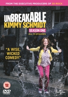 Unbreakable Kimmy Schmidt - Season 1 (2 DVDs)