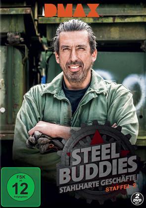 Steel Buddies - Stahlharte Geschäfte - Staffel 2 (DMAX, 2 DVDs)