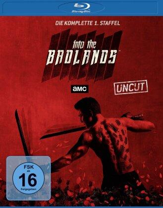 Into The Badlands - Staffel 1 (Uncut, 2 Blu-rays)