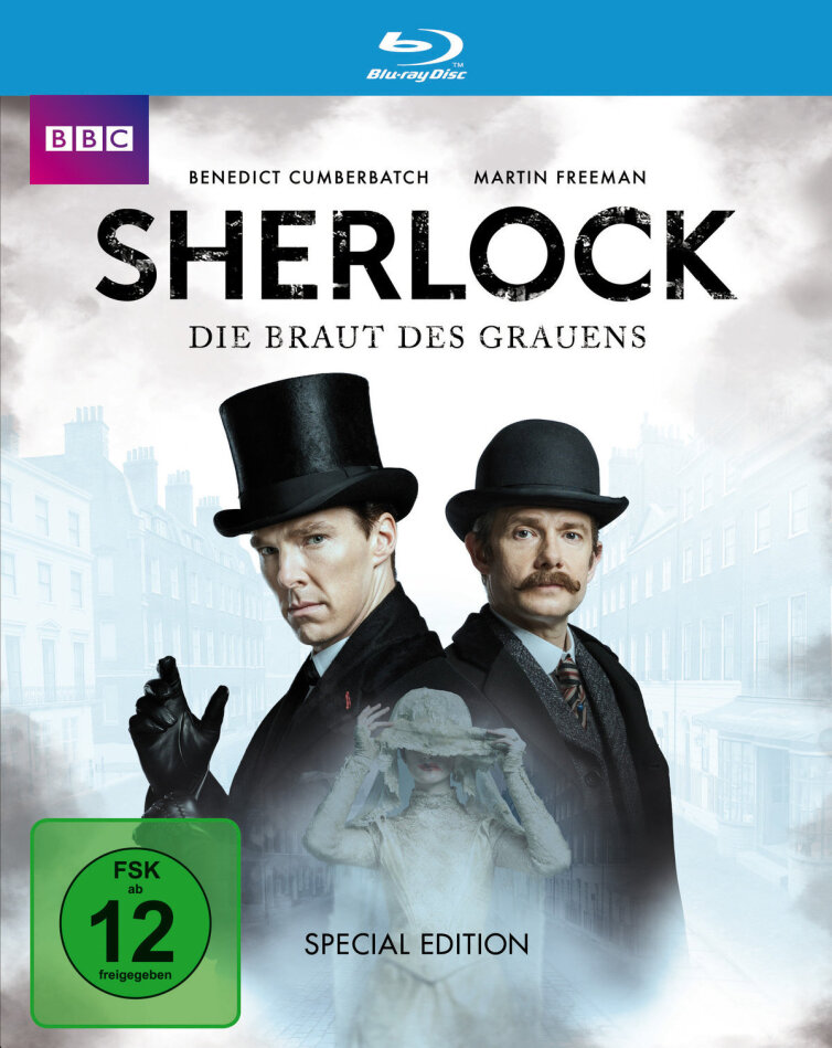 Sherlock - Die Braut des Grauens (2016) (BBC, Special Edition)