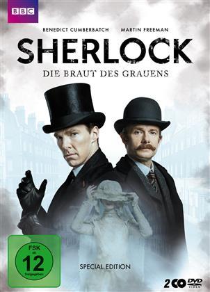 Sherlock - Die Braut des Grauens (2016) (BBC, Special Edition, 2 DVDs)