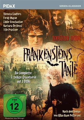 Frankensteins Tante - Die komplette Serie (Pidax Serien-Klassiker, Remastered, 3 DVDs)