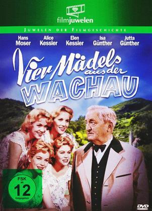 Vier Mädels aus der Wachau (1957) (Filmjuwelen)