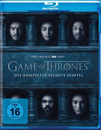 Game of Thrones - Staffel 6 (4 Blu-rays)