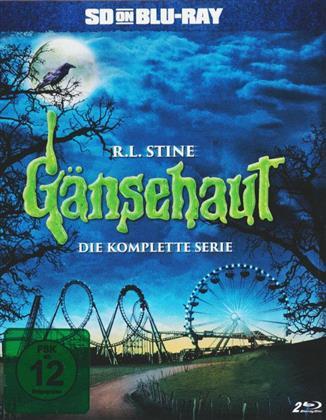 R.L. Stine - Gänsehaut - Die komplette Serie (Mediabook, 2 Blu-rays)