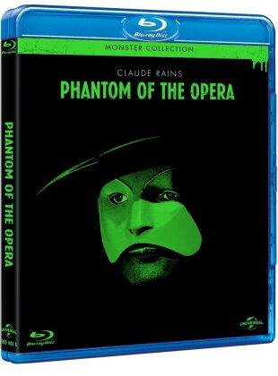 Le fantôme de l'opéra (1943) (Monster Collection, s/w)