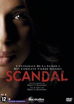 Scandal - Saison 4 (6 DVDs)