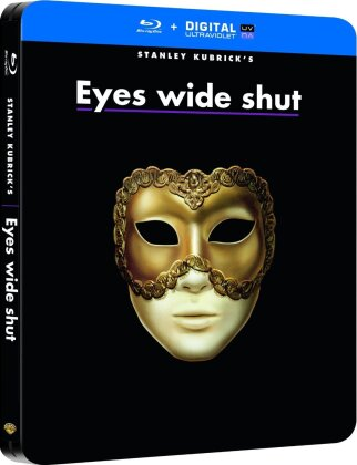 Eyes Wide Shut (1999) (Limited Edition, Steelbook)