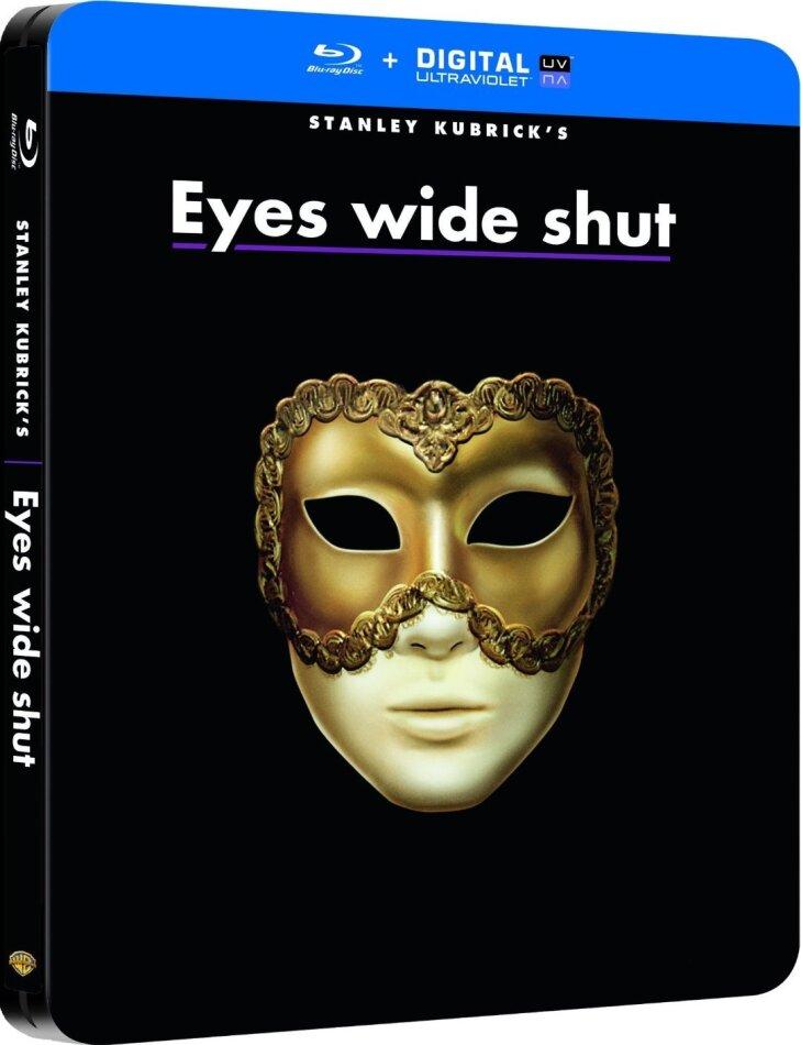 Eyes Wide Shut (1999) (Limited Edition, Steelbook)