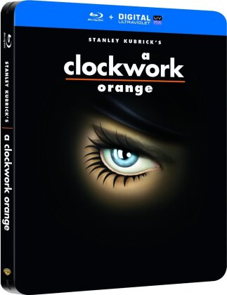 A clockwork orange (1971) (Steelbook)