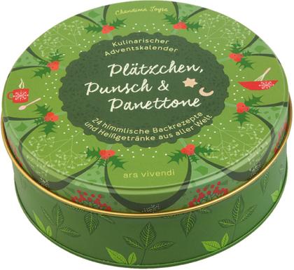 Plätzchen - Punsch & Panettone - Chandima Soysa