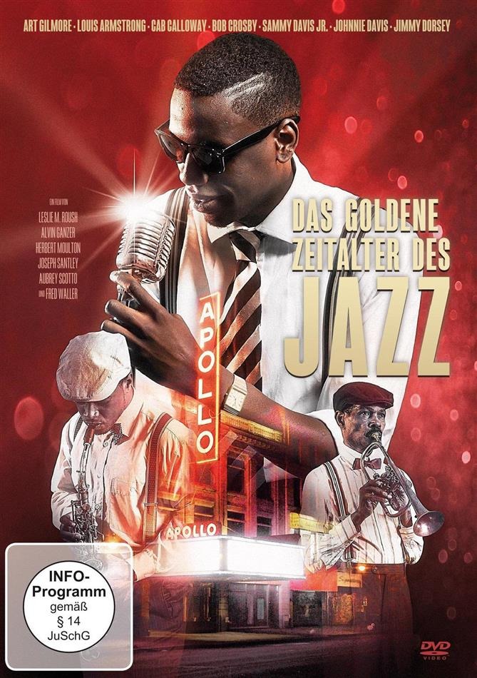 Das goldene Zeitalter des Jazz (s/w)