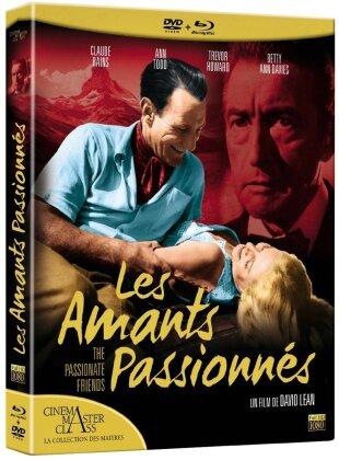 Les Amants Passionnés (1948) (Cinéma MasterClass : La collection des Maîtres, n/b, Blu-ray + DVD)