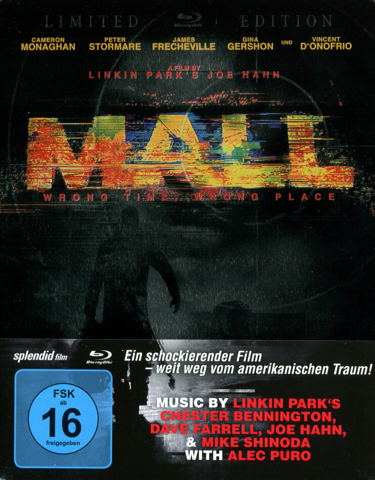Mall - Wrong Time, Wrong Place (2014) (Steelbook)