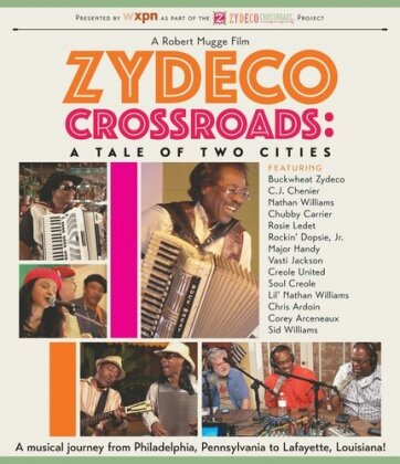 Various Artists - Zydeco Crossroads - A Tale of Two Cities