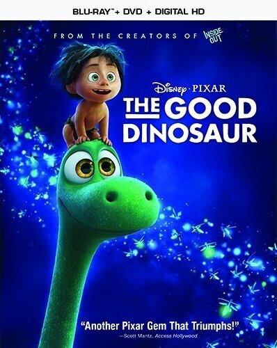 The Good Dinosaur (2015) (Blu-ray + DVD)