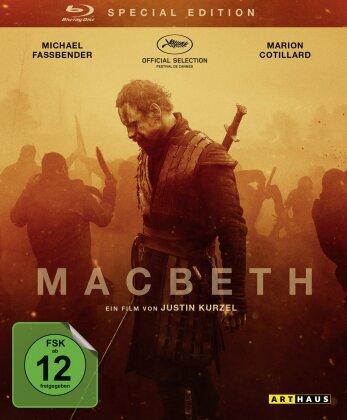 Macbeth (2015) (Arthaus, Special Edition)