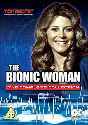 The Bionic Woman - The Complete Collection (18 DVD)