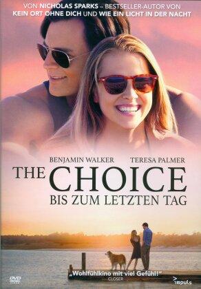 The Choice - Bis zum letzten Tag (2016)