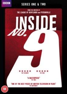 Inside No. 9 - Series 1& 2 (2 DVDs)