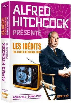 Alfred Hitchcock présente - Les inédits - The Alfred Hitchcock Hour - Saison 2 Vol. 2, épisodes 17 à 32 (b/w, 5 DVDs)