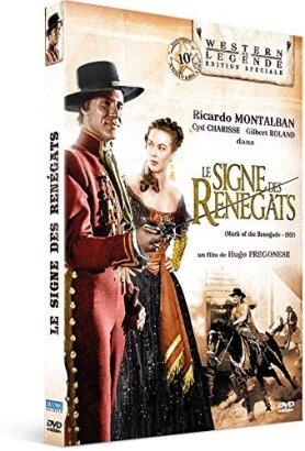 Le signe des renégats (1951) (Western de Légende, Special Edition)