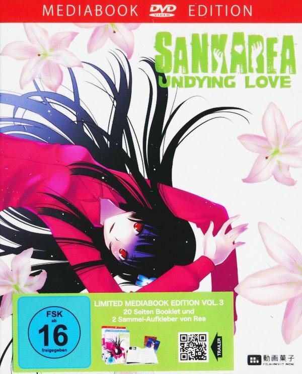 Sankarea - Undying Love - Vol. 3 (Limited Edition, Mediabook)