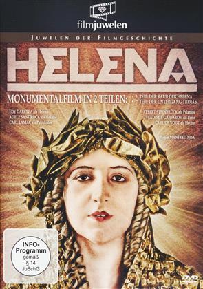 Helena - Der Raub der Helena / Der Untergang Trojas (Filmjuwelen)