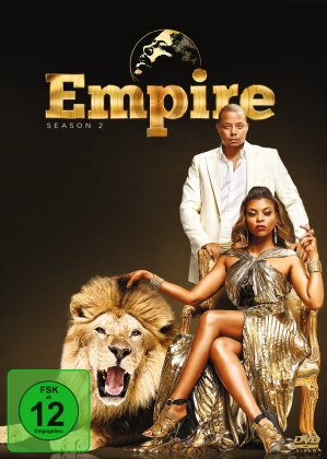 Empire - Staffel 2 (5 DVDs)