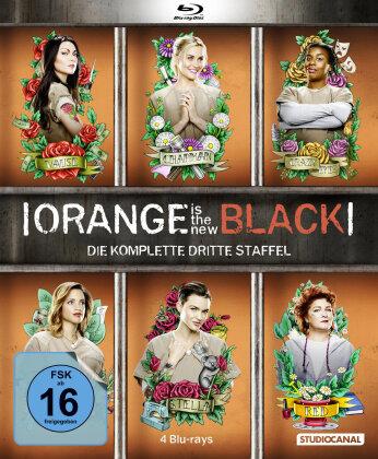 Orange is the new Black - Staffel 3 (4 Blu-rays)
