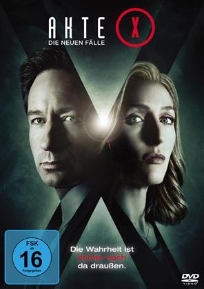 Akte X - Staffel 10 - Die neuen Fälle (3 DVDs)