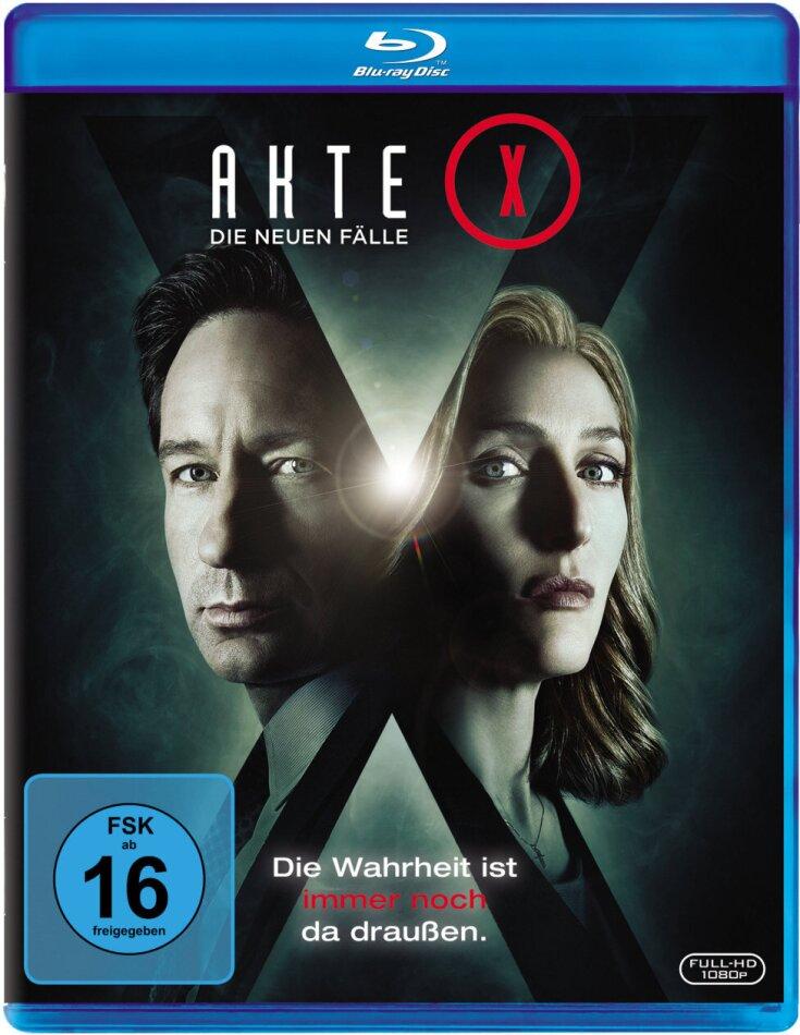 Akte X - Staffel 10 - Die neuen Fälle (2 Blu-rays)