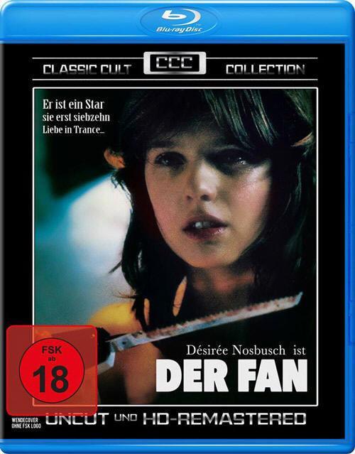 Der Fan (1982) (Classic Cult Edition, Remastered, Uncut)