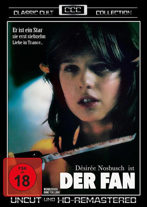Der Fan (1982) (Classic Cult Collection, Remastered, Uncut)