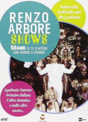 Renzo Arbore Shows - Indietro tutta / Quelli della notte / Alto gradimento (4 DVD)