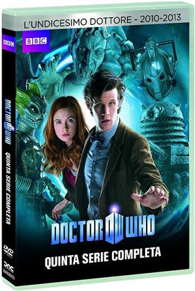Doctor Who - Stagione 5 (BBC, Neuauflage, 6 DVDs)