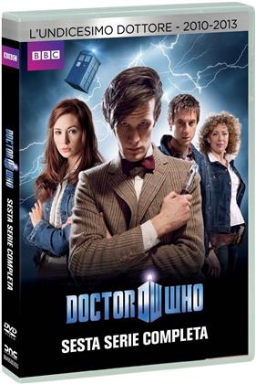 Doctor Who - Stagione 6 (BBC, Neuauflage, 5 DVDs)