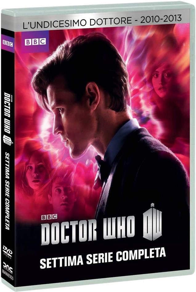 Doctor Who - Stagione 7 (BBC, Neuauflage, 6 DVDs)