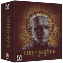 Hellraiser 1 - 3 (3 Blu-rays)