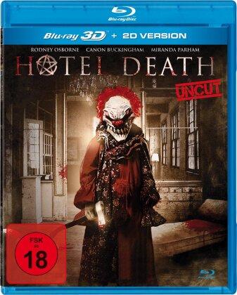 Hotel Death (2014) (Uncut)