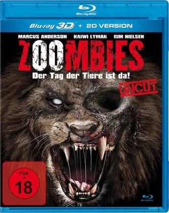 Zoombies - Der Tag der Tiere ist da! (2016) (Uncut)